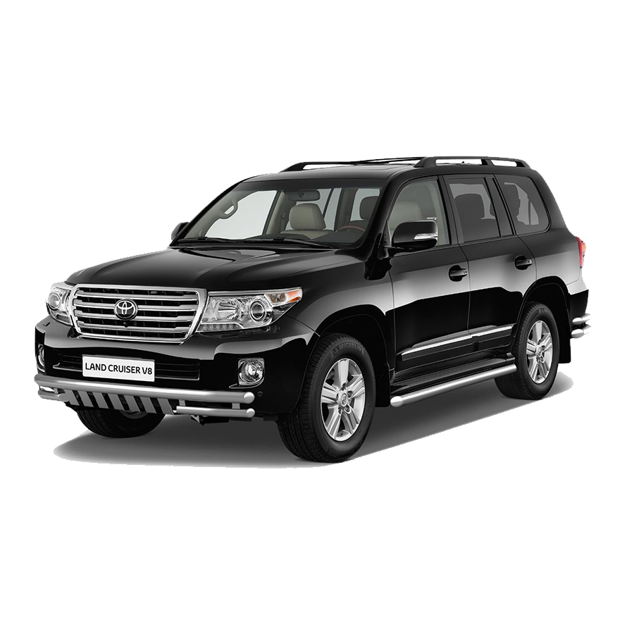 Выкуп Toyota Land Cruiser с пробегом